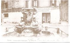 Piazza Mattei con la bellissima fontana delle Tartarughe Anno: 1900 Old Photos, Rome, Painting, Photos, Antique Photos, Old Pictures, Painting Art, Old Photographs, Paint