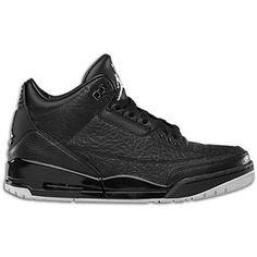 Jordan Retro 3's in all black!