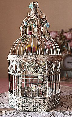 The vintage cage