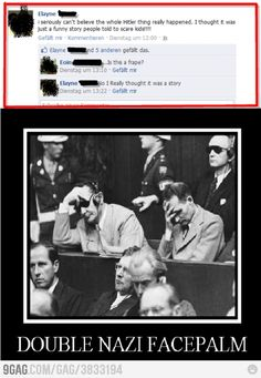 Ignorant people are funny (well, in a way)