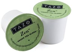 Tazo Zen Green Tea Keurig K-Cups, 32 Count -- Learn more by visiting the image link. (This is an affiliate link and I receive a commission for the sales)