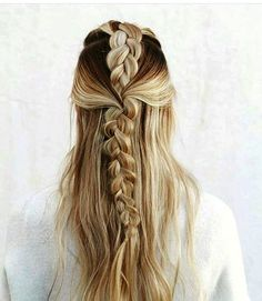 33 Cute & Gorgeous Braided Hairstyles 2017