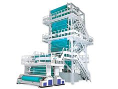 Among the different types of blown film plants and relative plastic extrusion machinery a multi-layer blown film plant can stay a best option for co extruder feature. There are advanced features added to multi-layer blown film machinery such as the grooved feed barrel, dosing system, rotating die, automatic bubble cage, etc which helps in experiencing high productivity as well as better quality. Visit -  http://www.oceanextrusions.com/multilayerblownfilmplant.html