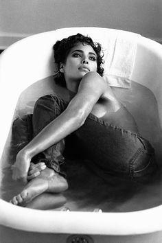 Détente et bien-être d'un bain relaxant