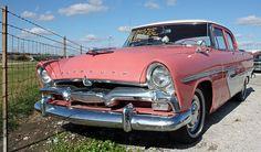 1956 Plymouth Belvedere 4-Door Sedan