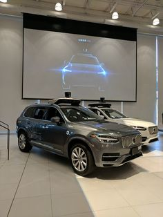 Uber ATG will be adding a new and improved model to its fleet of driverless cars.
