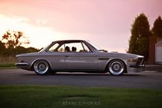 Mike Burroughs 1971 BMW e9 - Stanceworks