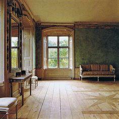 notice the swedish floors