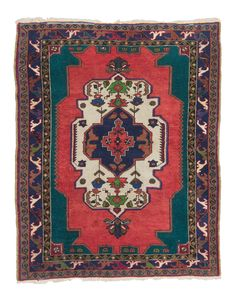 West Anatolia – Afyon Dazkırı village rug Beginning of 19th century