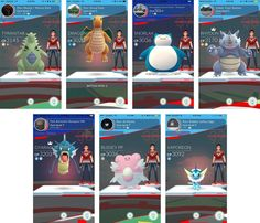Pokémon Go has revealed the big Gym redesign and here are the Pokémon you want to evolve and power up to attack, defend... and raid it!