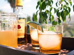 I set out to design a bourbon cocktail that Dad would want to drink for Father's Day and all summer long: something refreshing and a little savory, thanks to spices he never would have expected to find in his patio pitcher.