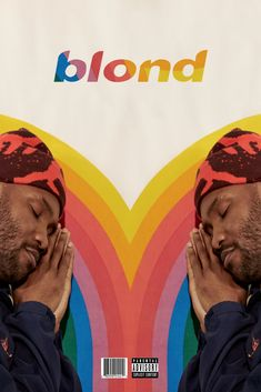 """Frank Ocean """"Blond - Pride"""" Poster – Limited Fire Poster Layout, Cute Poster, New Poster, Print Poster, Event Poster Design, Poster Design Inspiration, Graphic Design Posters, Frank Ocean Album, Frank Ocean Poster"""
