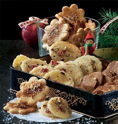 Julens bedste småkager - Hjemmet DK