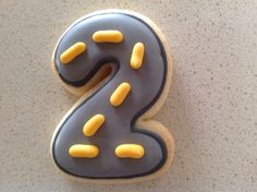 #2 race track cookies made with love for my grandsons 2nd birthday party