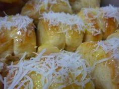 Receitas da SIL: Pão Doce de creme e coco