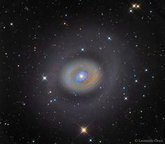 Астроном-любитель сфотографировал гал / Astro Analytics