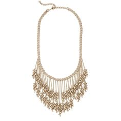 Now this makes a statement. It reminds me of the gorgeous Demeter necklace from Aurelie Bidermann.