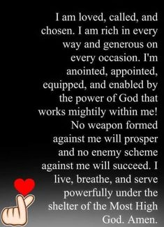 Encouragement Messages, I Will Succeed, No Weapon Formed, I Am Rich, Faith Quotes, Quotes Inspirational, Christian Quotes, Jesus Christ, Religious Quotes
