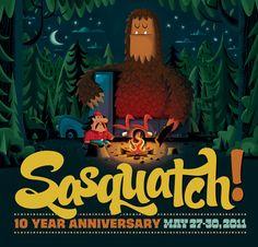 Sasquatch!
