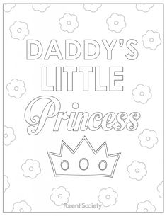 Father's Day Printables | Coloring Pages for Kids