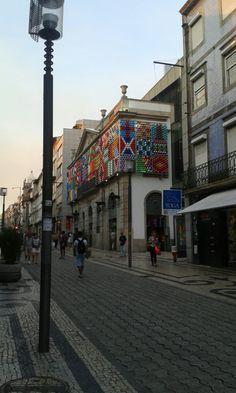 Rua Santa Catarina Porto