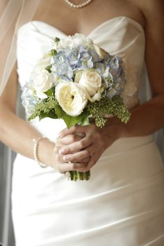 Nautical bouquet: http://www.stylemepretty.com/canada-weddings/ontario/ottawa/2013/10/24/danford-lake-wedding-from-studio-g-r-martin-photography/ | Photography: Studio G. R. Martin - http://www.martinphotography.ca/