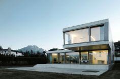 Niklaus Graber + Christoph Steiger Architekten / Villa M