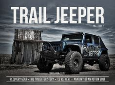 Download the latest issue of Trail Jeeper Magazine on the App Store!