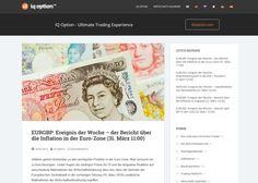 Hier stelle ich 3 Trading Blogs von Binary Brokern vor die tolle Informationen bieten... #tradingblogs #binarybroker #trading #blog