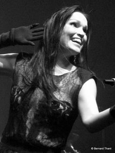 "Tarja Turunen at ""Rock on Green Festival"", London. The Brightest Summer Tour 2016   PH: Bernard Thant"