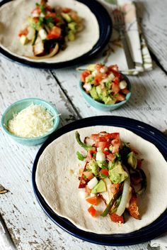 BBQ Chicken Burritos