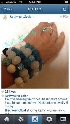 KathyHartDesign/bracelets