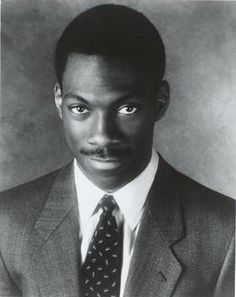 Comedian Eddie Murphy. Born Edward Regan Murphy 3 April 1961, Brooklyn, New York, U.S