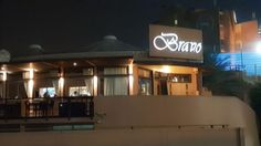 Bravo is a Spanish restaurant in Sheraton Abu Dhabi, Corniche. You don't have to go inside the hotel actually it's in the Resort part at the back. Hence the parking is available outside… Dim Lighting, Abu Dhabi, To Go, Restaurant, Outdoor Decor, Spanish, Menu, Places, Blog