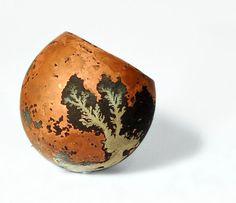 Peter Bauhuis | Dishes | Object 2012 | Copper, Zinc-silver