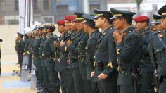 Segundo grupo de policías listo para cobrar CTS
