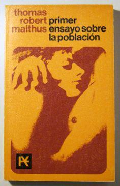PRIMER ENSAYO SOBRE LA POBLACIÓN - Madrid 1966 - Llibres del Mirall