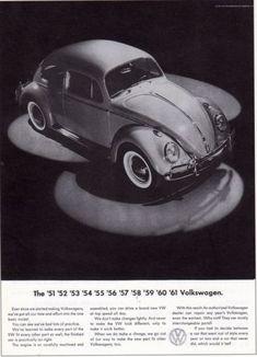 Advertisement Anuncio Volkswagen , el argumento de la no innovación en el diseño