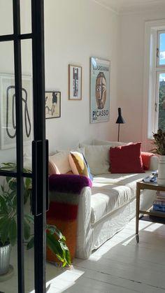Home Interior, Interior Design, Living Room Decor, Bedroom Decor, Aesthetic Room Decor, Dream Apartment, Dream Rooms, Living Room Inspiration, My New Room