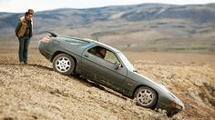 Jeremy Clarkson, Richard Hammond and James May continue in their quest to take three sports cars on an epic journey through Patagonia to the sou Top Gear Bbc, Bbc Two, Porsche 928, Celebrity Travel, Seinfeld, Marceline, Grand Tour, Golden Girls, Outdoor Art