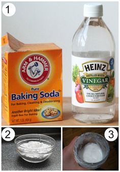 did you know that you can use baking soda to improve your hair quality? Yes, it really works! Baking soda will clean your hair from any shampoo or conditioner remains, and your hair will have a healthy shine after just a couple of treatments.