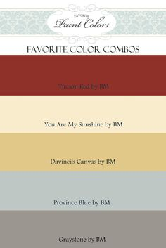 Favorite Paint Colors: color combinations Very close to my house colors - need to add gray Interior Paint Colors, Paint Colors For Home, Paint Colours, Wall Colors, House Colors, Color Walls, Accent Colors, Bad Wand, Pintura Exterior