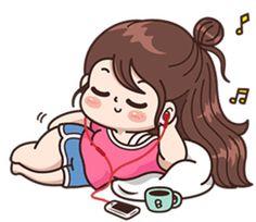 Boobib City Girl Cute Chibi Couple, Love Cartoon Couple, Cute Cartoon Girl, Cute Love Cartoons, Cute Couple Art, Cute Love Pictures, Cute Love Gif, Cartoon Drawings, Cute Drawings
