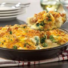 Chicken Broccoli Divan Recipe | Recipe4Living