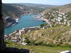 Beautiful Land of Crimea