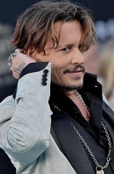Johnny Depp❤❤❤2017