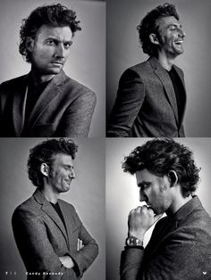 Most publicity shots by internationally renowned tenor Jonas Kaufmann lean toward the pensive, even surly side. This quad set is more personal, more open than we usually see in him, and that makes it a fascinating set.