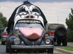 Kiss Gene Simmons Tongue Bug!!!
