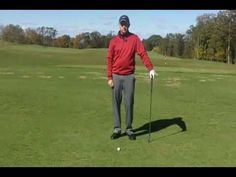 ▶ Golf Lessons - Stop hitting the ground before the ball - YouTube