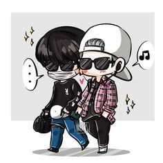Love swag #Yoonmin